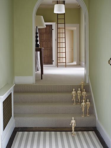 green-hallway